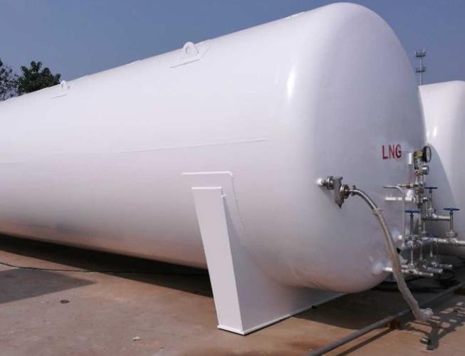 辽宁LNG储罐