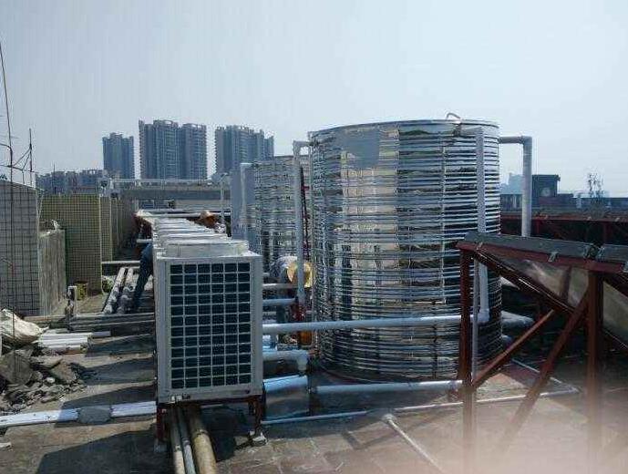 辽宁热水工程