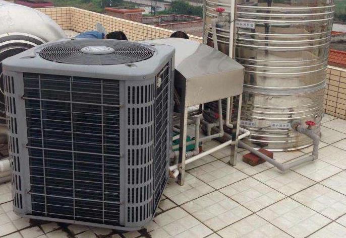 酒店热水系统工程